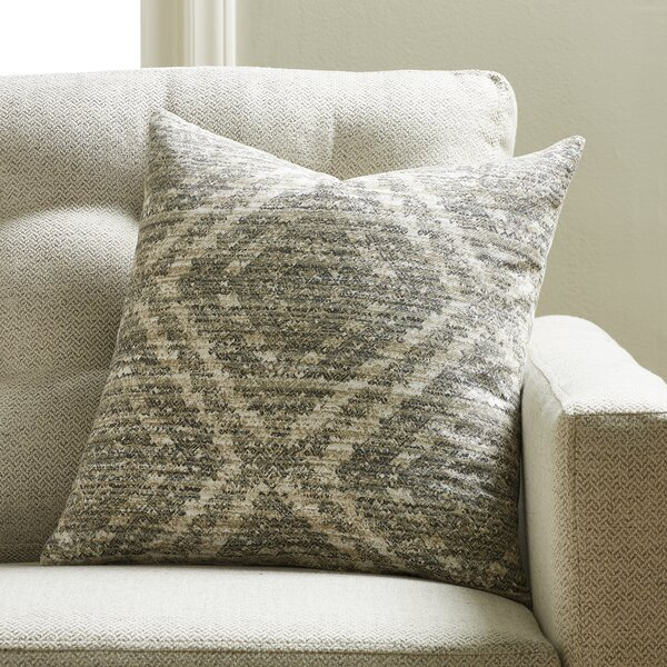 Aird 100% Cotton Throw Pillow by Corrigan Studio